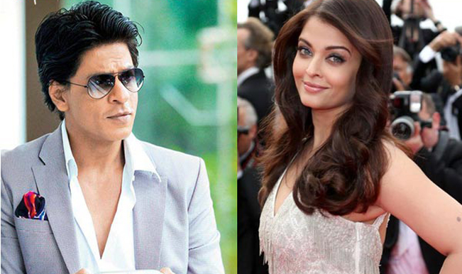 Aishwarya Rai Bachchan Says no to Shahrukh Khan