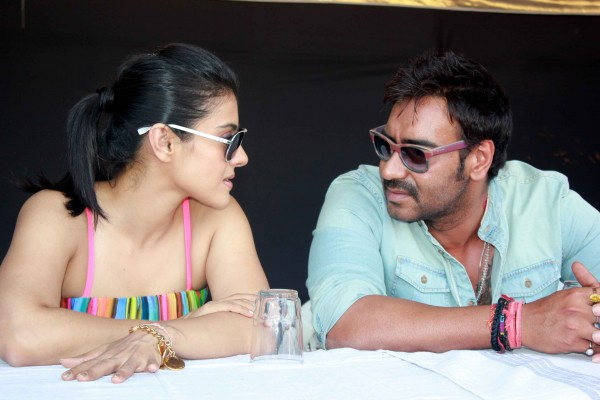 Are the Devgn's buying property in London?