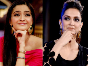 Is Sonam Kapoor and  Deepika Padukone's cat-fight still on?