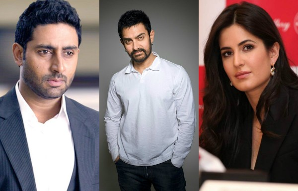 Katrina Kaif and Abhishek Bachchan irritated with Aamir Khan