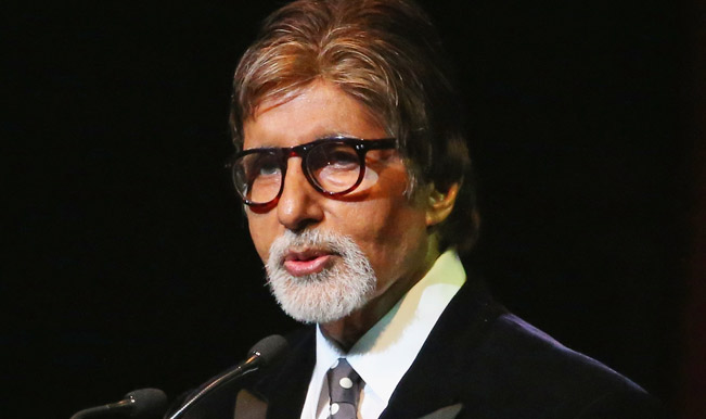 Amitabh Bachchan : I regret not spending time with my father