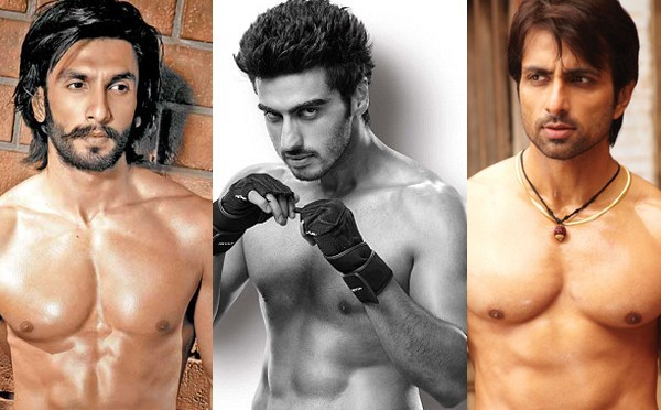 Ranveer Singh, Arjun Kapoor and Sonu Sood bond over fitness tips.
