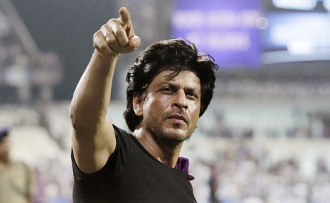 Video - Shahrukh Khan won't attend KKR vs MI game at Wankhede