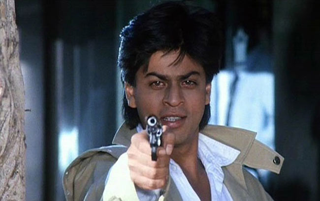 Baazigar sequel possible only with Shahrukh Khan