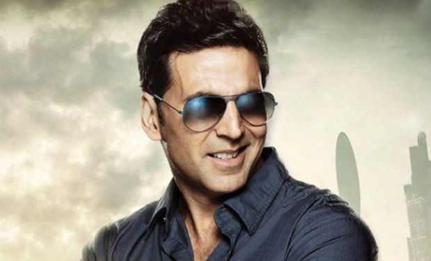 Akshay Kumar goes all out for Ramesh Taurani's - It's Entertainment