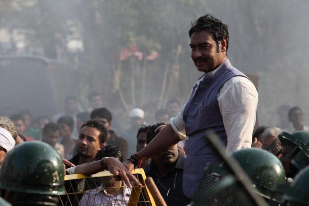 Ajay Devgn - Satyagraha Is A Peaceful Way of Revolution