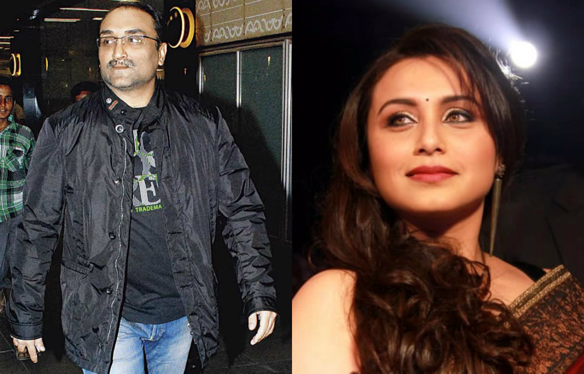 Why Did Rani Mukherjee Turn Back From Aamir Khan's Party?