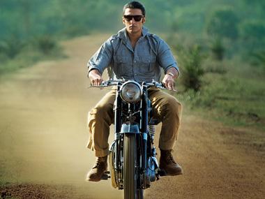 Ranveer Singh gifted a vintage bike
