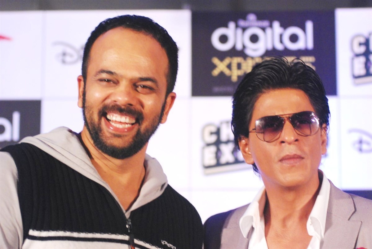 Shahrukh Khan - Girls find Rohit more attractive than me
