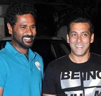 Prabhu Deva Teams Up With Salman Khan for Action Drama