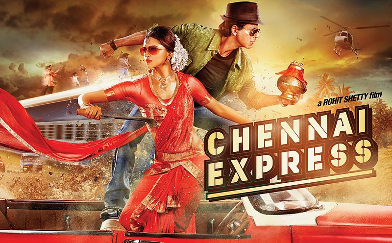 Video - Shahrukh Khan and Kajol back together in 'Chennai Express'