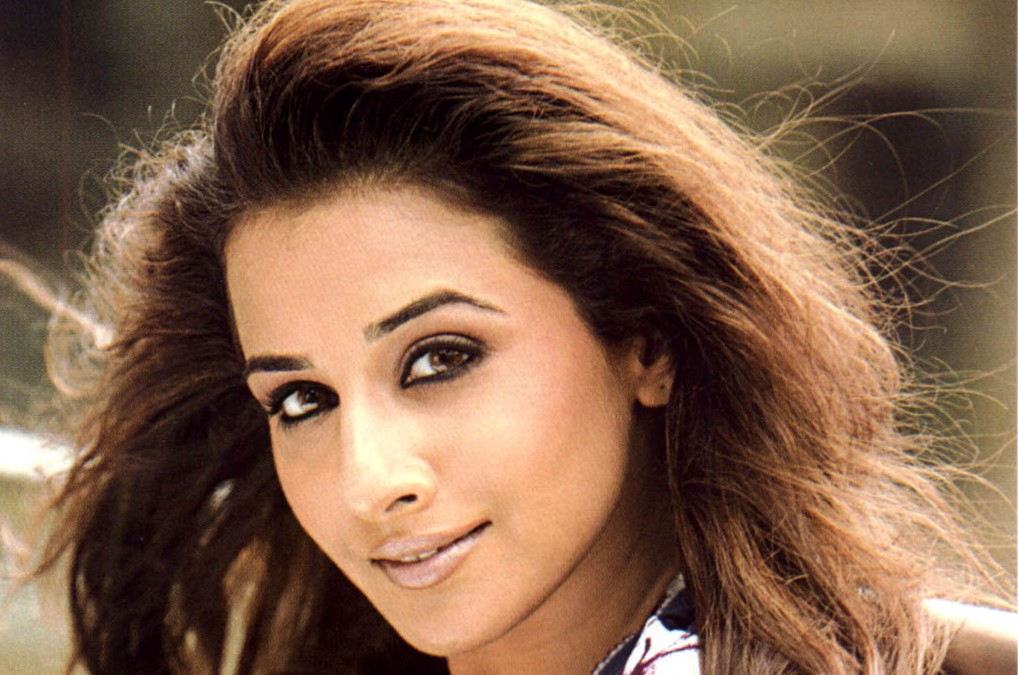 Vidya Balan - I don't feel the need to give message with my films