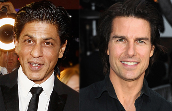 West Calls Shahrukh Khan Tom Cruise of India