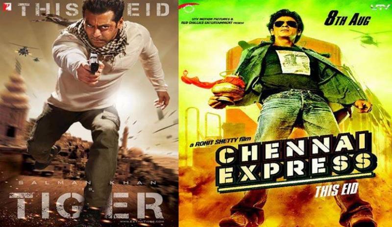 Chennai Express sets new records, beats Salman Khan's Ek Tha Tiger records