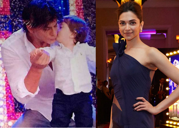 Deepika Padukone goes shopping for AbRam Khan
