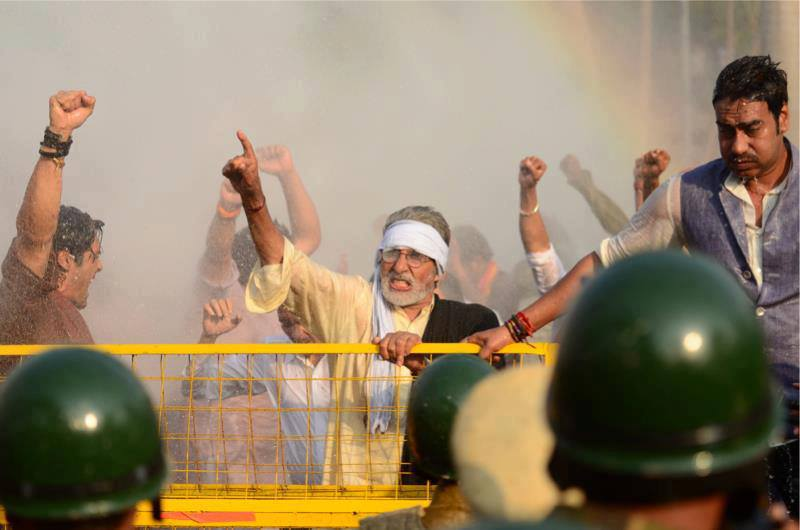 Satyagraha brings Common Man's Power on Big Screen