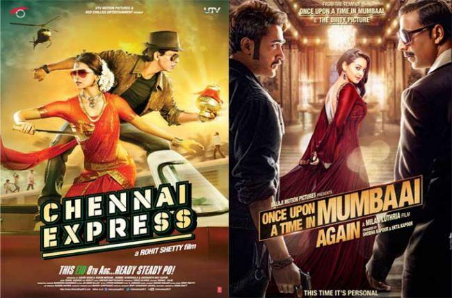 Showdown between Chennai Express and OUATIMD