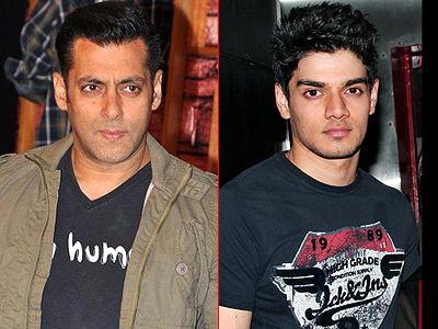 Suraj Pancholi meets Salman Khan once again