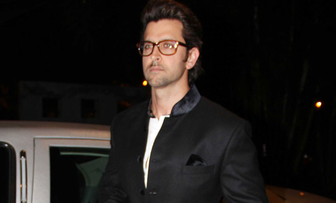 When Hrithik Roshan went for an eye check up