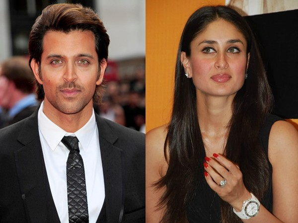 Hrithik Roshan and Kareena Kapoor back together