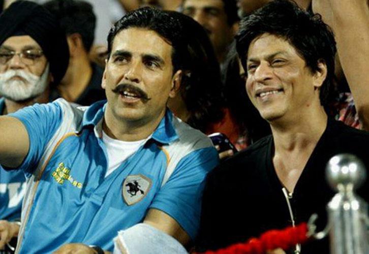 Why Are Akshay Kumar And Shahrukh Khan Avoiding Each Other?