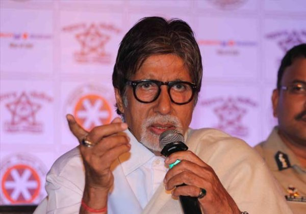 Amitabh Bachchan To Campaign For Safe Driving