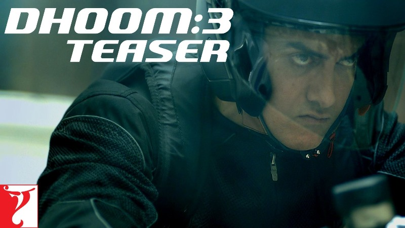 Exclusive - Dhoom 3 Teaser