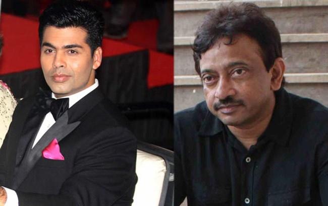 Karan Johar & Ram Gopal Verma's