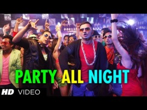 Boss: Song -Party All Night
