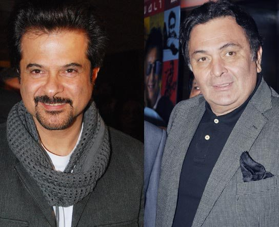 Rishi Kapoor a hot favourite for Anil Kapoor's '24'