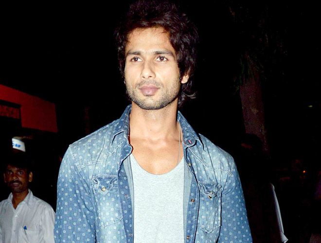 When Shahid Kapoor pasted his posters in Lokhandwala