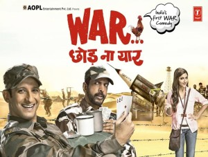 Exclusive Trailer Of 'War Chhod Na Yaar'