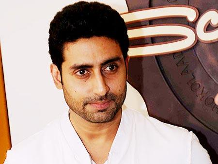 Abhishek Bachchan avoids getting stripped