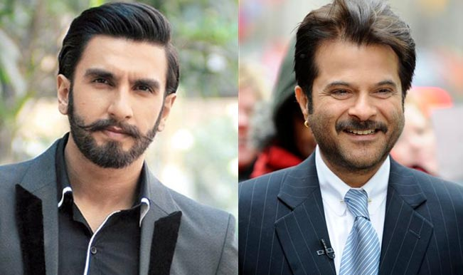 Anil Kapoor to portray Ranveer Singh's father?
