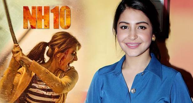 Anushka Sharma debuts as a producer with 'NH10'