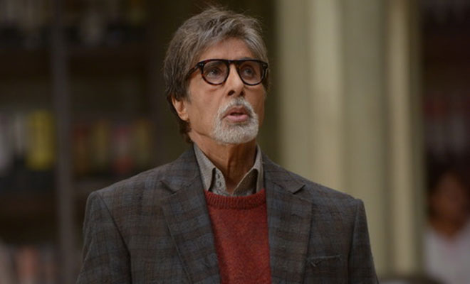 Amitabh Bachchan '102 Year Old' next year