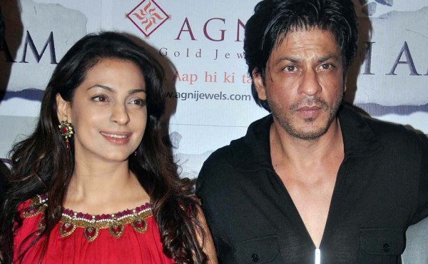 Juhi Chawla talks about her friendship with Shahrukh