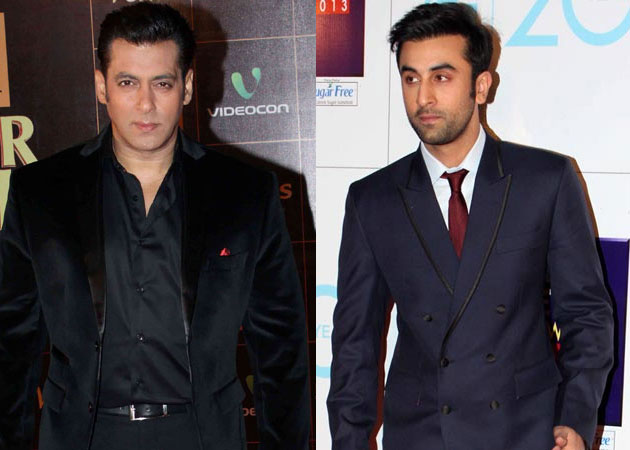 Salman Khan makes fun of Ranbir Kapoor