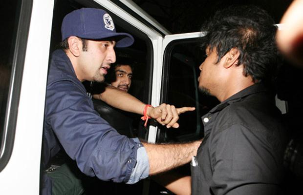 When Ranbir Kapoor lashed out at media