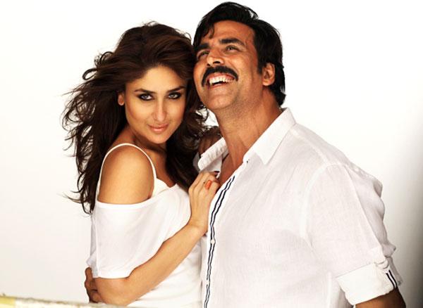 Will Kareena Kapoor be Akshay Kumar's heroine in Gabbar?