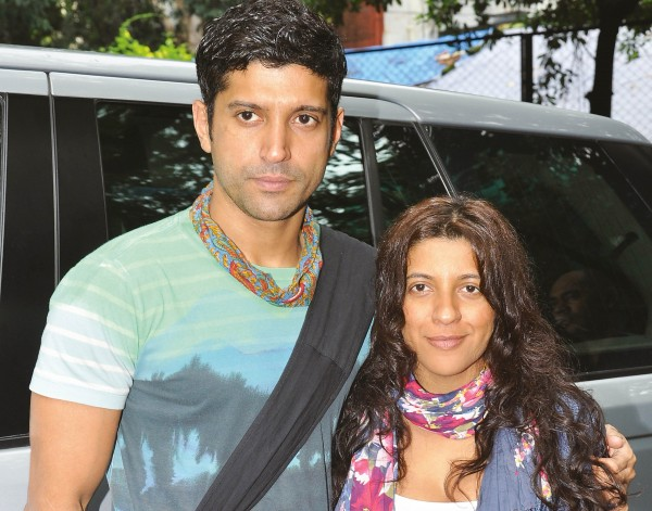 Zoya Akhtar teams up with Farhan Akhtar again