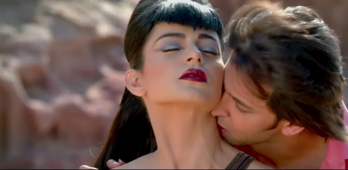 Kangana Ranaut sweeps all the praise for 'Krrish 3'