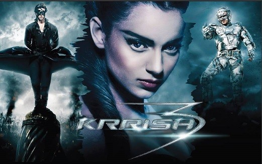Hrithik Roshan's  'Krrish 3' - 12 days collection at Box Office