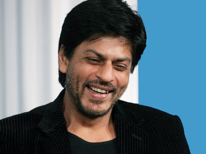 Shahrukh Khan's excuse for turning up late to work?