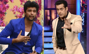 Shocker - Salman Khan apologized to Kushal Tandon