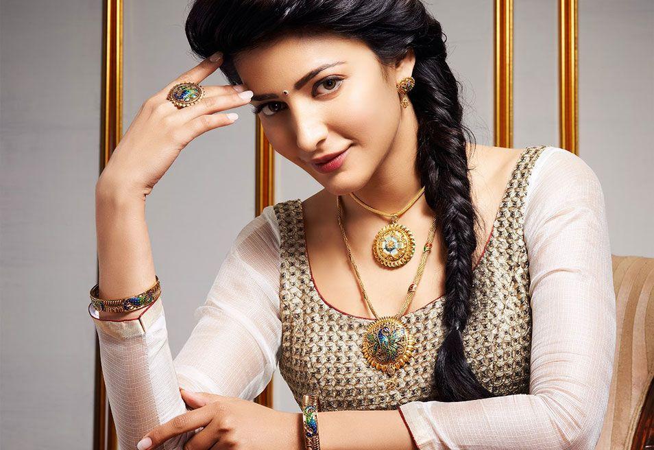 Shruti Hassan files molestation complaint against stalker