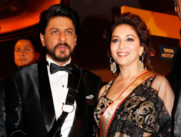 Shahrukh Khan : I dance better than Madhuri Dixit