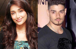 Suraj Pancholi and Jiah Khan