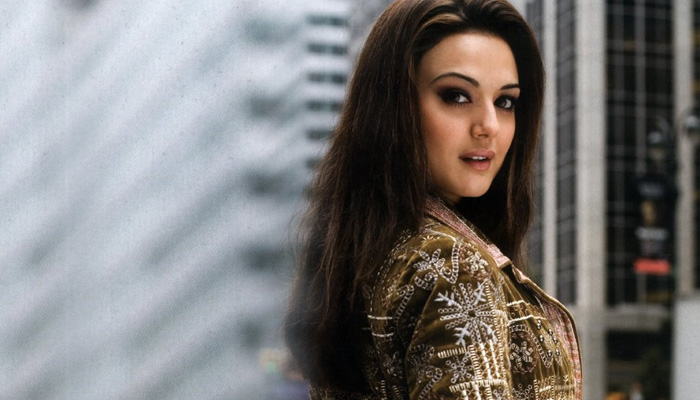 Is there a new man in Preity Zinta's life?
