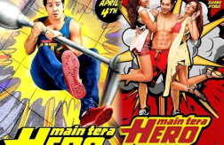 Main Tera Hero Official poster